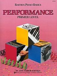 Bastien Piano Basics, Primer, Performance