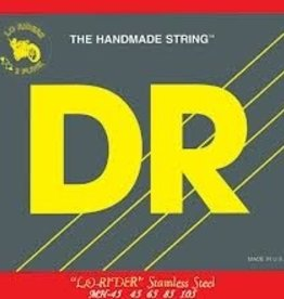 DR DR LO-RIDER ™ - Stainless Steel Bass: 45, 65, 85, 105