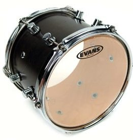 "Evans Evans 12"" Clear Batter/Resonant"