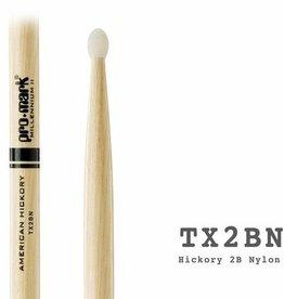 Promark Promark 2B Hickory Nylon Tip