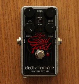 Electro Harmonix EHX Bass Soul Food Effect Pedal