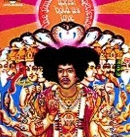 Hal Leonard Hal Leonard — Jimi Hendrix, Axis: Bold As Love