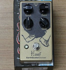EarthQuaker Earthquaker Hoof Germanium/Silicon Fuzz V2