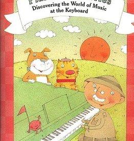 Piano Discoveries Piano Book 1A