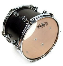 "Evans Evans 10"" G1 Clear Tom Batter/Resonant"