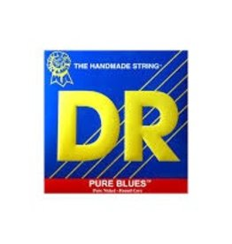 DR DR PURE BLUES Pure Nickel Electric: 11, 14, 18, 28, 38, 50