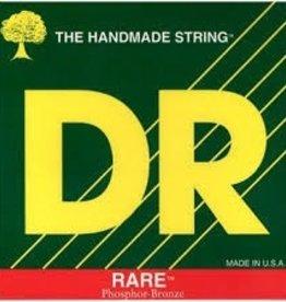 DR DR RARE™ - Phosphor Bronze Acoustic: 10, 14, 22, 30, 38, 48