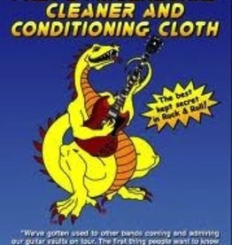 Gorgomyte Gorgomyte Fretboard Cleaning Cloth!<br />B&#039;s Music&#039;s favorite!