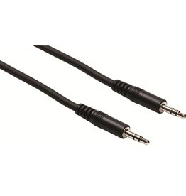 Hosa Stereo Interconnect, 3.5 mm TRS to Same, 3 ft