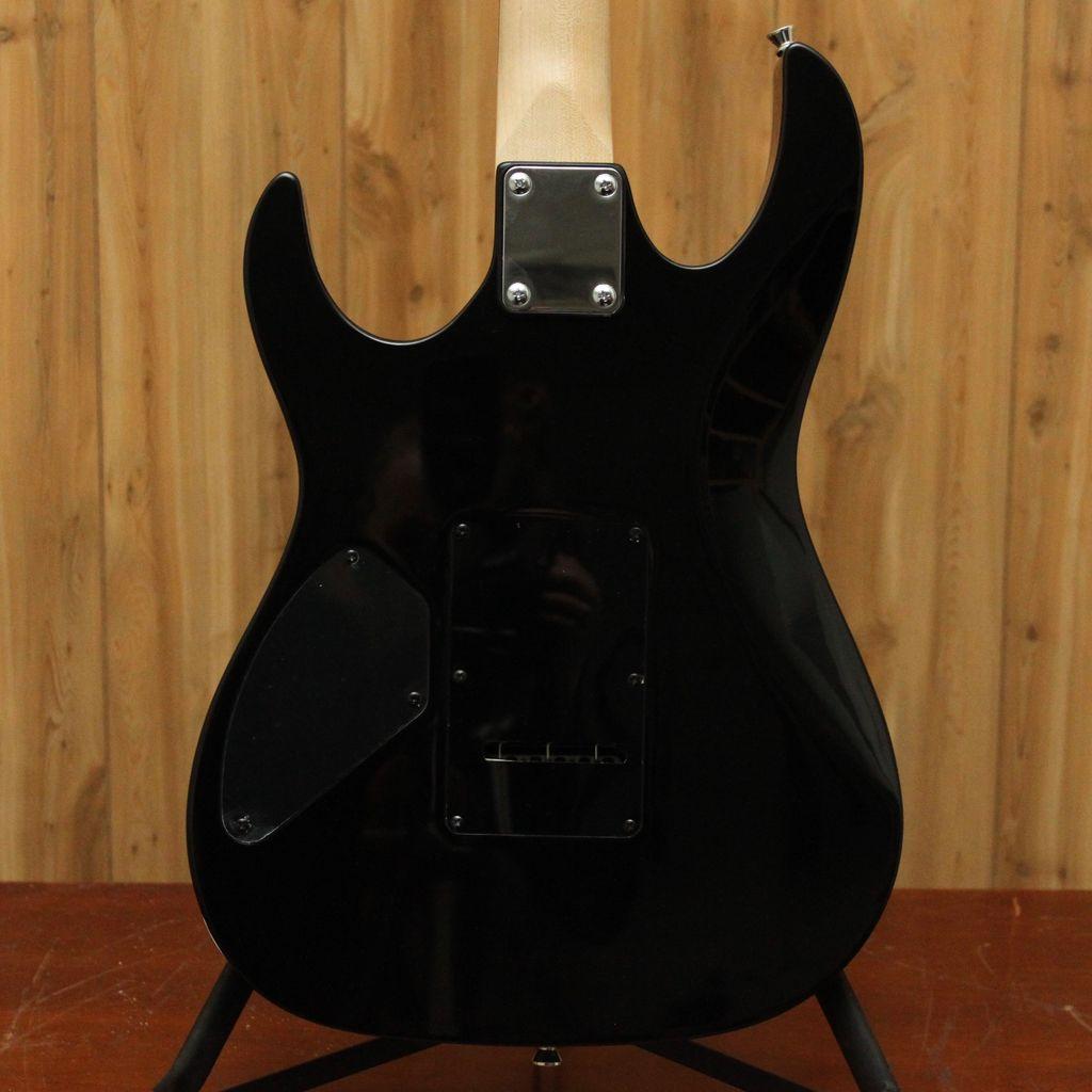 Ibanez Ibanez GIO RX 6str Electric Guitar - Transparent Black Sunburst
