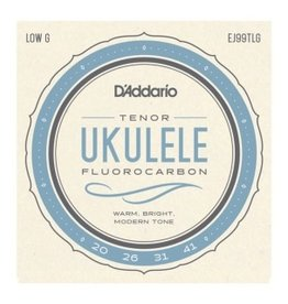 D'Addario D'Addario Pro-Arté Carbon Ukulele Strings, Tenor Low G