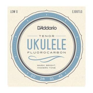 D'Addario D'Addario Pro-Arté Carbon Ukulele Strings, Tenor Low G