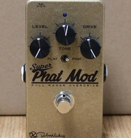 Keeley Super Phat Mod / Full Range TRANSPARENT Overderive