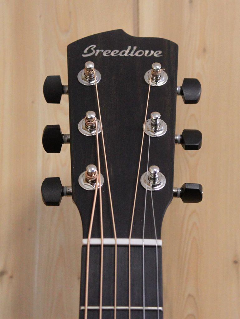 Breedlove Breedlove Premier Concerto Copper CE Sitka-EI Rosewood