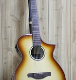 Ibanez Ibanez Artwood Acoustic Electric Guitar in Natural Browned Burst High Gloss