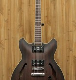 Ibanez Ibanez AS Artcore 6str Electric Guitar  - Tobacco Flat