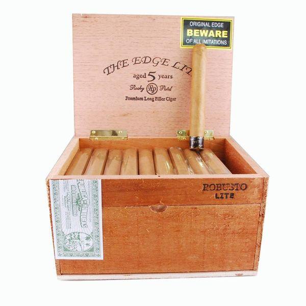 Rocky Patel Rocky Patel Edge Lite Robusto Box of 50