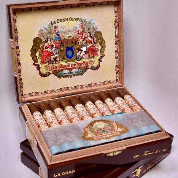 My Father Cigars My Father La Gran Oferta Toro Box of 20