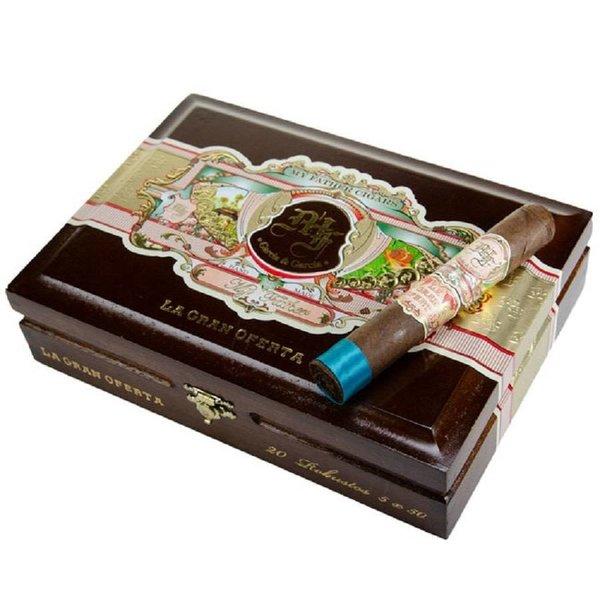 My Father Cigars My Father La Gran Oferta Robusto Box of 20
