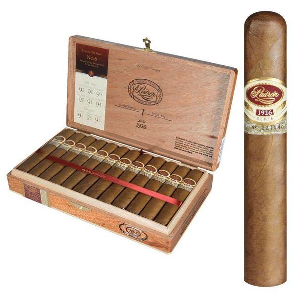 Padron Cigars Padron 1926  #6 Natural