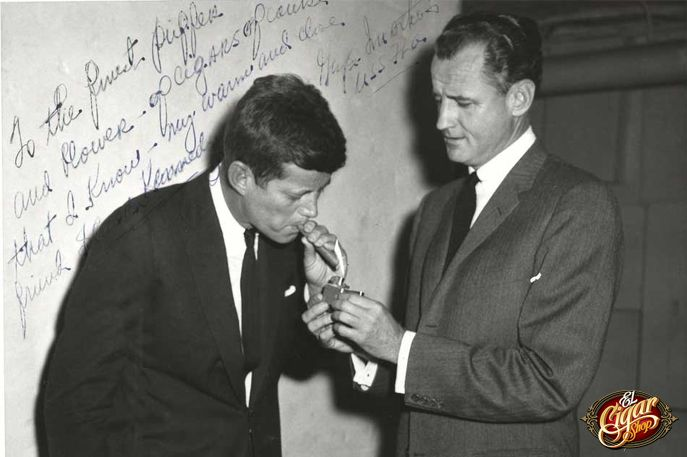 A History of American Presidents and Their Cigars