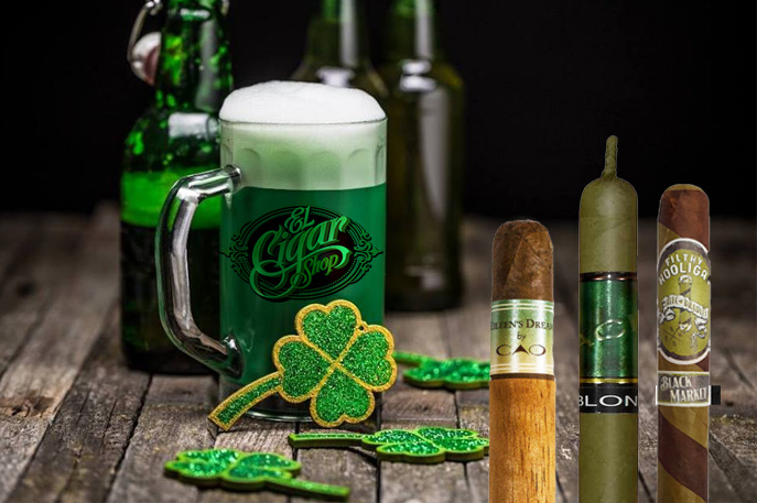 Saint Patrick's Day Cigars