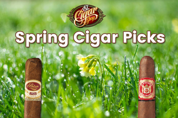 Spring Cigar Picks
