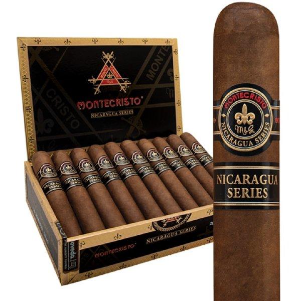 Monte Cristo Montecristo Nicaragua Series Robusto Box of 20