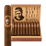 Caldwell Cigars Caldwell Cigars Blind Man's Bluff Maduro Robusto Box of 20