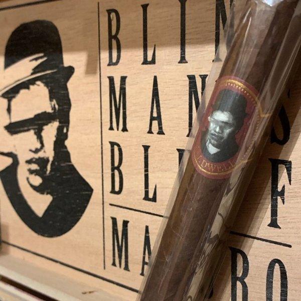 Caldwell Cigars Caldwell Cigars Blind Man's Bluff Maduro 6 x 60 Magnum