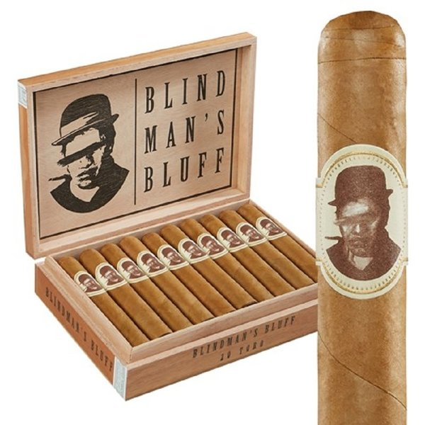Caldwell Cigars Caldwell Cigars Blind Man's Bluff Connecticut Toro