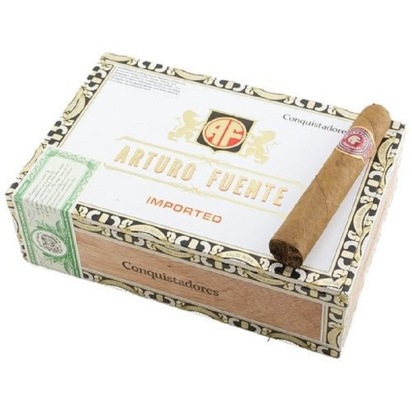 JC Newman/ Fuente Arturo Fuente Conquistadores Natural Box of 30