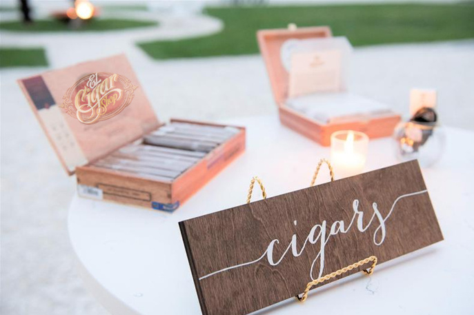 Guide to Cigars for Weddings