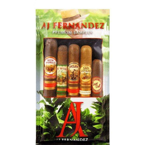 AJ Fernandez AJ Fernandez 5 Count Sampler