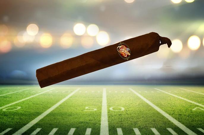 Football & Cigars