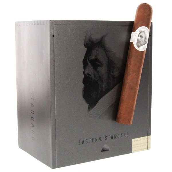 Caldwell Cigars Caldwell Cigars Eastern Standard- The Cyprus Room- Super Toro Box of 24