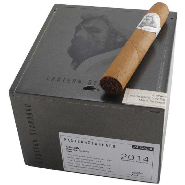 Caldwell Cigars Caldwell Cigars Eastern Standard Corretto Box of 24