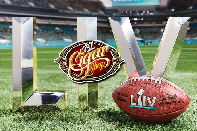 Super Bowl LIV Cigars 2020
