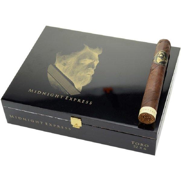 Caldwell Cigars Caldwell Midnight Express- Palais Royale Toro Maduro Box of 20