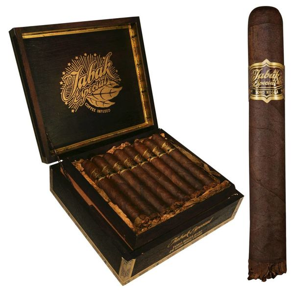 Tabak Tabak Especial Toro Negra