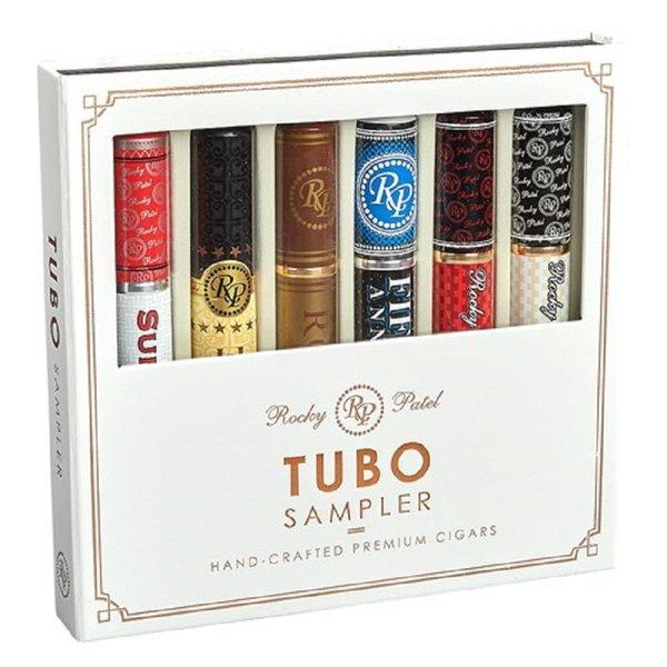 Rocky Patel Rocky Patel Deluxe Toro Tubo Sampler