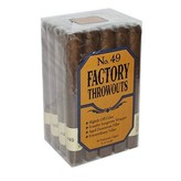 JC Newman/ Fuente J.C. Newman #49 Factory Throwouts Natural Bundle of 20