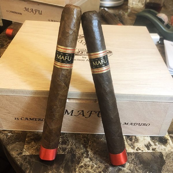 DBL Cigars DBL MAFU Maduro Gorda- 8 x 60