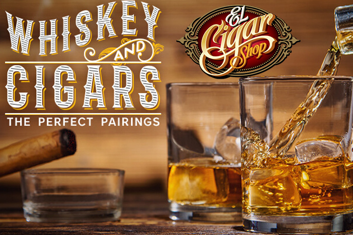 Whiskey and Cigars: Fusing The Luxuries of Life
