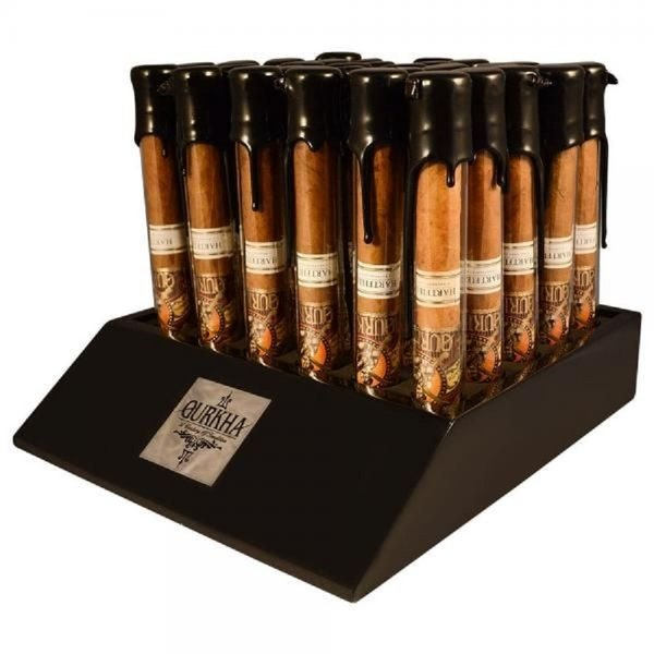 Gurkha Cigar Group, Inc Gurkha Bourbon Collection Natural Toro
