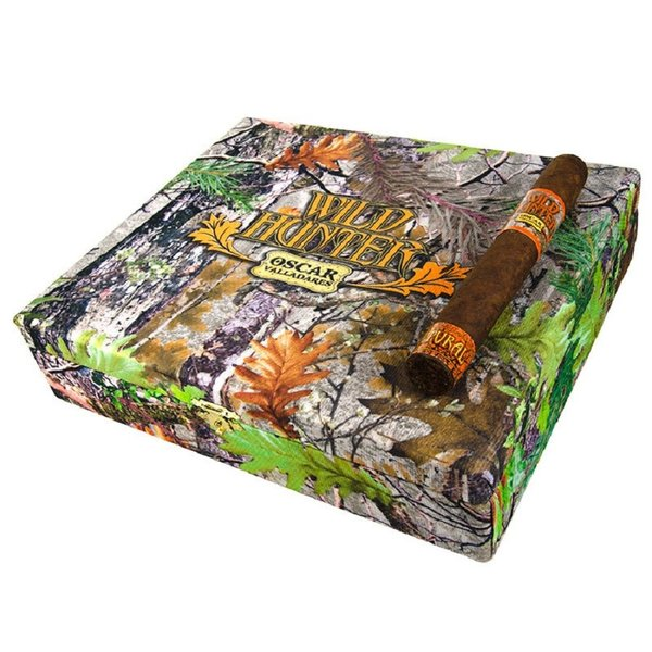 LEAF by Oscar Oscar Valladares Wild Hunter Toro Natural Box of 20