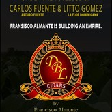 DBL Cigars DBL Sampler Pack of 4 Toro Grande in Travel Humipack