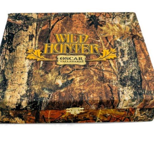 LEAF by Oscar Oscar Valladares Wild Hunter Toro Oscuro Box of 20