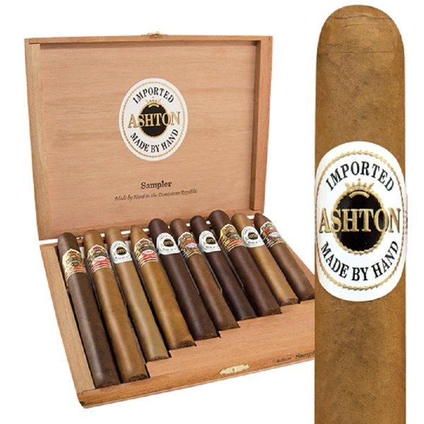 Ashton Ashton 10 Cigar Assortment Sampler