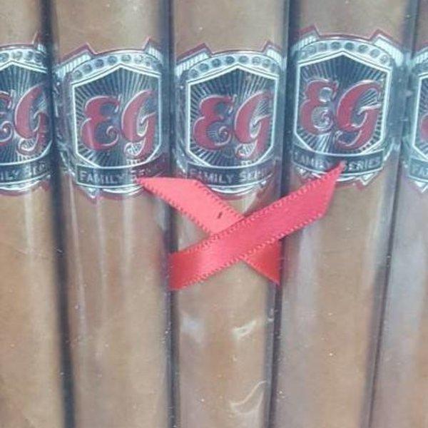 El Titan de Bronze El Cigar's Family Series E.G. Habano Toro